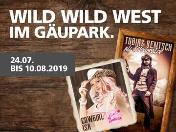 Wild West im Gäupark
